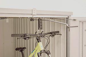 fietsenberging voortuin toepassing 1